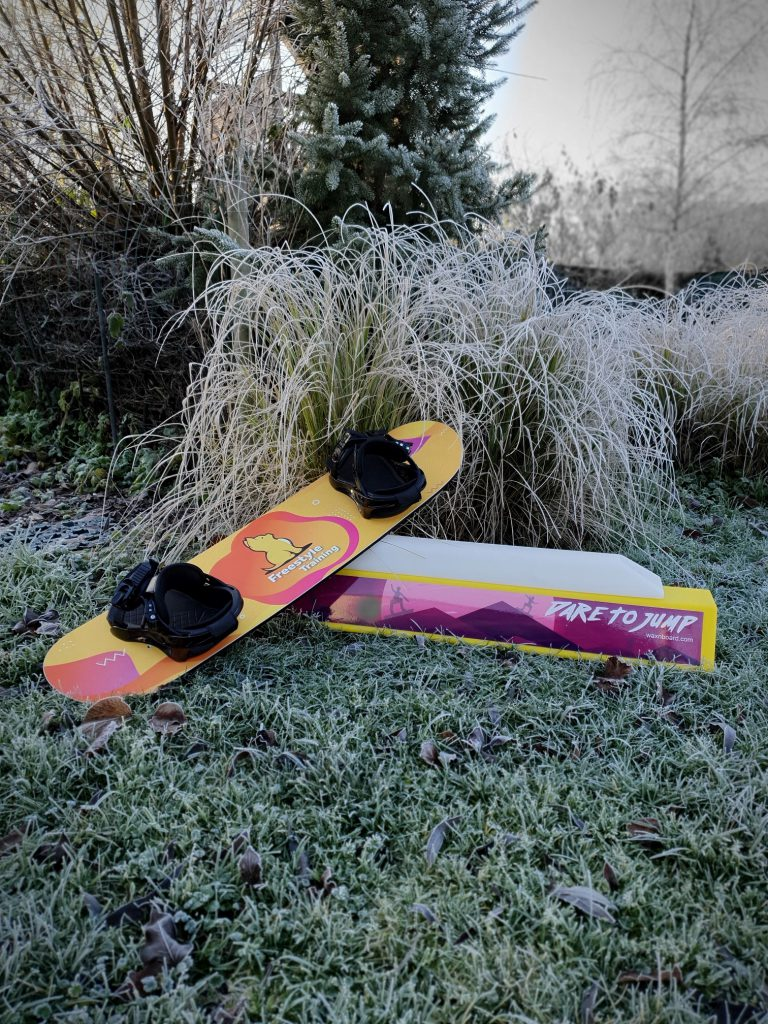 Trampoline Board Snowboard