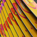 Wax´n Board Freestyle Snowboard