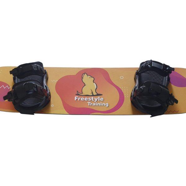Freestyle Snowboard kit Wakeboard oefenen