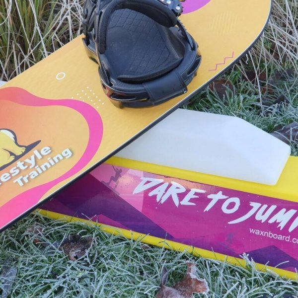 Balance bar Freestyle snowboard